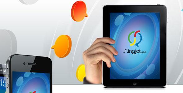 Social-Media-Startup-Slingjot