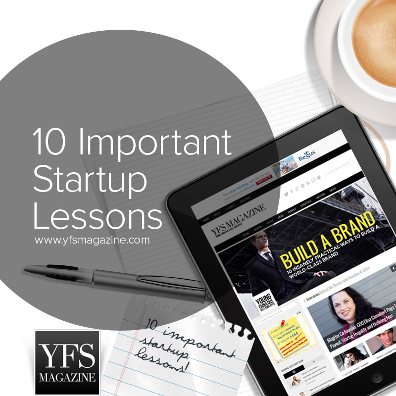10-Important-Startup-Lessons