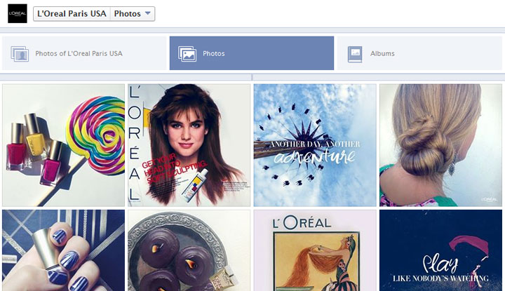 Loreal-Facebook