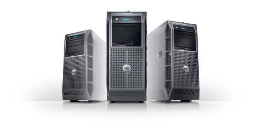 Photo: Dell PowerEdge T300 Tower Server