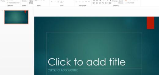 Photo: Microsoft PowerPoint
