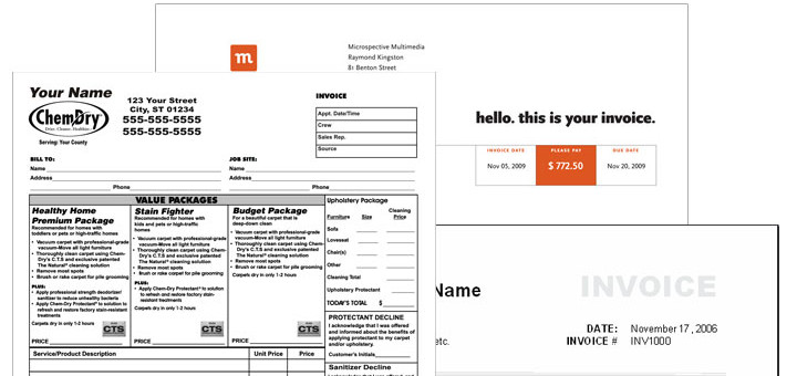 how to create invoices that encourage on time payments yfs magazine
