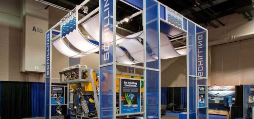Photo: Trade show Display by Easy Signs Inc.