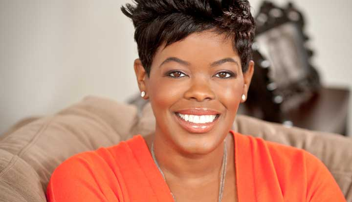 Photo: Tina Wells, Founder and CEO, Buzz Marketing Group; Source: Courtesy Photo