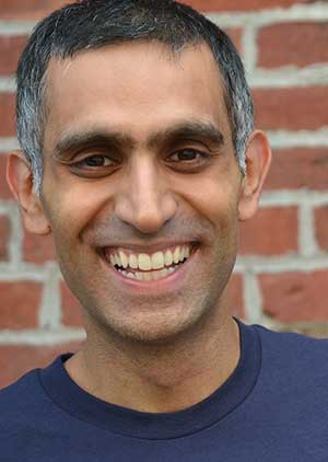 Photo: Veer Gidwaney, co-founder and CEO of Maxwell Health; Source: Courtesy Photo
