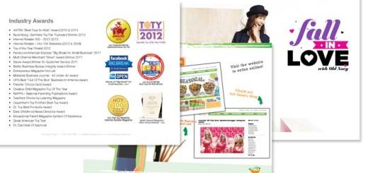Photo: YFS Magazine, Media Kit Examples