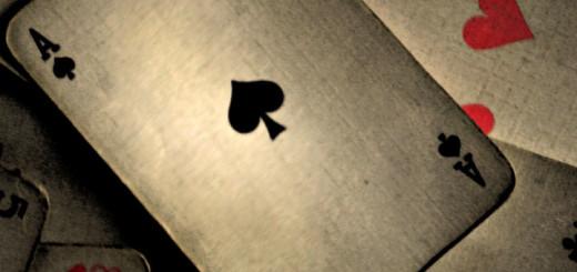 Photo: Ace of Spades; Source: wallpaper-million