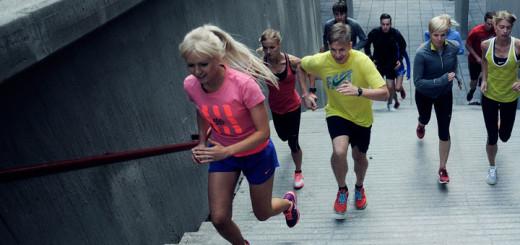 Photo: Nike Finland Running Club