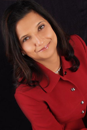 Photo: Yamini Virani, founder of Celebrus Business Strategies; Source: Courtesy Photo
