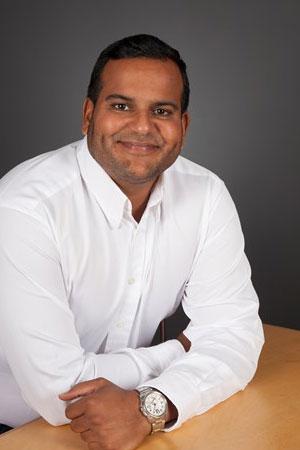 Kamran-Farid, Co-founder of Edible Arrangements International, Inc.