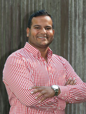 Photo: Kamran Farid, Co-founder of Edible Arrangements International, Inc. and Kamran Capital Group; Source: Courtesy Photo