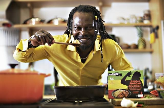 Photo: Serial entrepreneur, Levi Roots