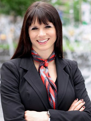 Photo: Catherine Hoke, Founder and CEO of Defy Ventures; Source: Courtesy Photo