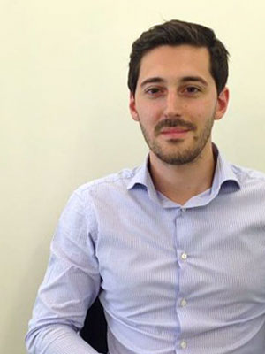 Photo: Gianluca Valentini, Co-founder of Equidam; Source: Courtesy Photo
