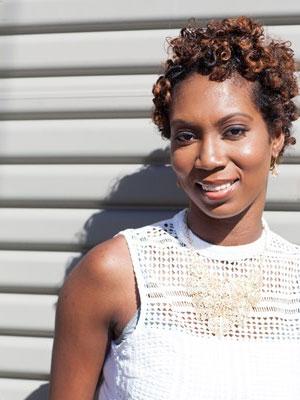 Photo - Kemisha Robinson, Founder of The Business Craftswomen, Source - Courtesy Photo
