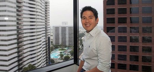 Photo - TX Zhuo. Managing Partner at Karlin Ventures; Source - Courtesy Photo
