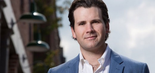 Photo: Eric Schaumburg, founder and CEO of Eventr.io; Source: Courtesy Photo