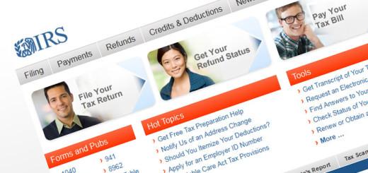 Photo: IRS.gov