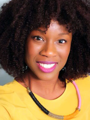Photo: Tennile-Cooper, Lifestyle Coach at She is Epic; Source: Courtesy Photo