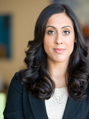 Photo: Erica Dhawan, CEO of Cotential; Source: Courtesy Photo