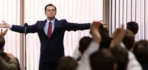 Photo: The Wolf of Wall Street