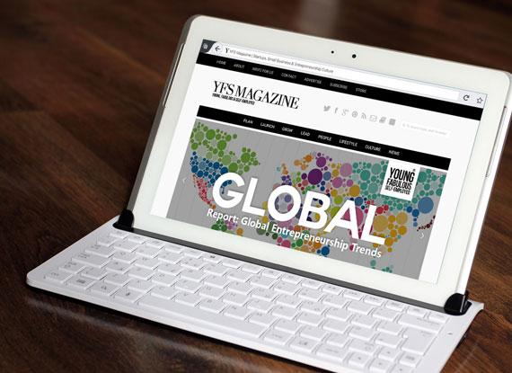 Global Entrepreneurship Trends, YFS Magazine