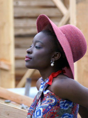 Photo: Ebele Mogo, Writer, Entrepreneur, Scientist and Founder at Street-Side Convos; Source: Courtesy Photo