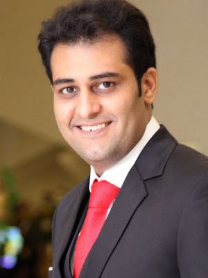 Photo: Saleem Shafqat, Creative Director at LogoTod Australia; Source: Courtesy Photo