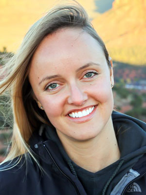 Photo: Sarah Dunn, Co-founder of We Live Limitless; Source: Courtesy Photo