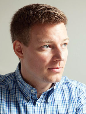 Photo: Fabian Geyrhalter, founder and Principal of FINIEN; Source: Courtesy Photo