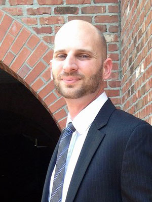 Photo: Jason Crowther is currently the Dean of Enrollment for Grace College of Divinity; Source: Courtesy Photo
