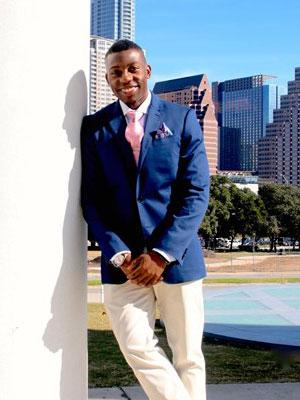 Photo: Koy McDermott, founder of Leaders Inspire Leaders, LLC; Source: Courtesy Photo