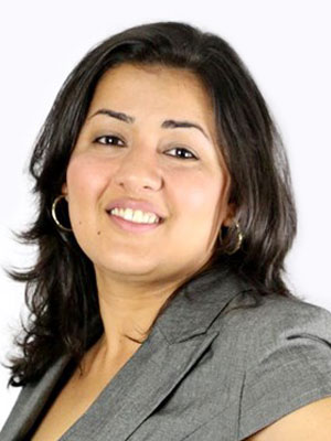 Photo: Orzala Quddusi, founder and CEO of Make it Happen Services; Source: Courtesy Photo