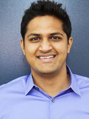 Photo: Sohin Shah, Founder of iFunding; Source: Courtesy Photo