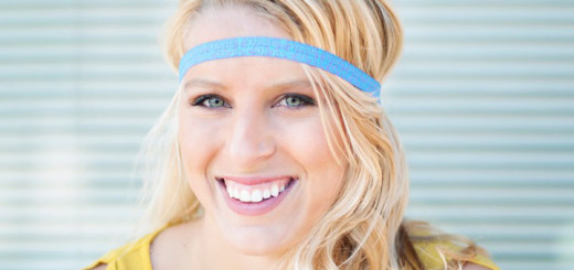 Photo: Jess Ekstrom, Founder and CEO of HeadbandsOfHope.org; Source: Courtesy Photo
