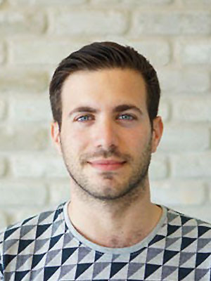Photo: Amiad Soto, CEO and co-founder of Guesty; Source: Courtesy Photo
