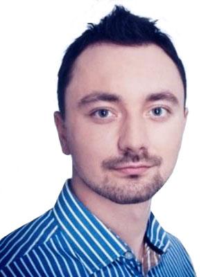 Photo: Bartosz Mozyrko, CEO of Usability Tools; Source: Courtesy Photo