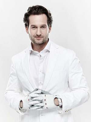 Photo: Dominik Thor, CEO and Founder of Company of Glovers; Source: Courtesy Photo