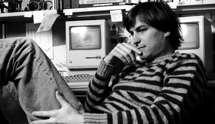 Photo: Steve Jobs, cofounder, former chairman, and CEO of Apple Inc.