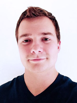 Photo: Joshua Fechter, freelance entrepreneur and Content Marketer at 22Social; Source: Courtesy Photo