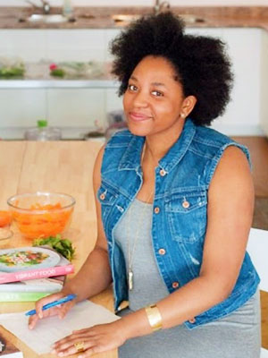 Photo: Bianca Osbourne, professional chef and founder of The Vitality Kitchen; Source: Courtesy Photo