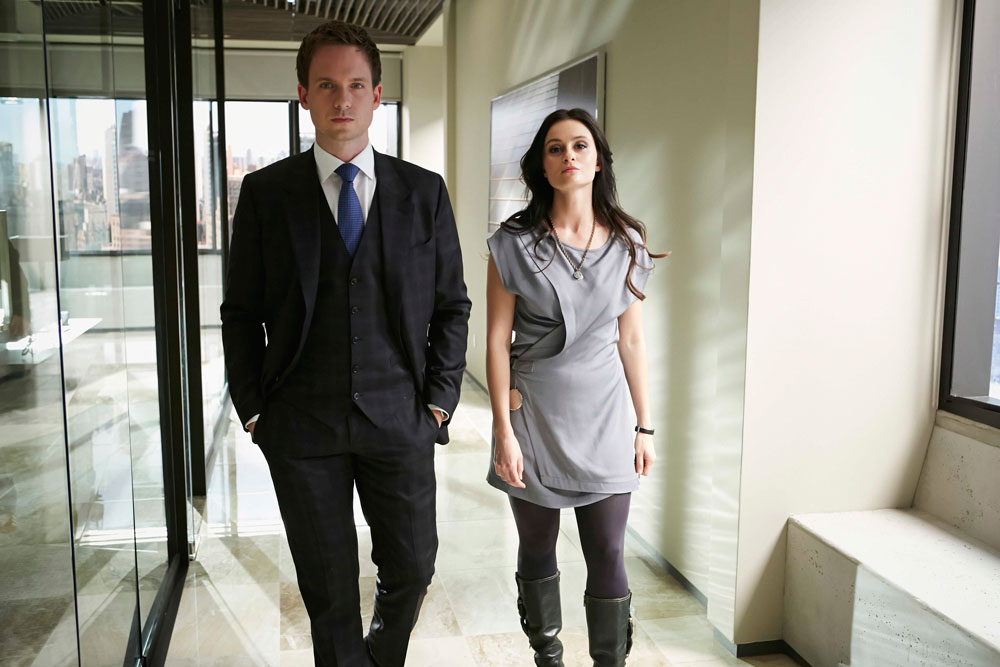 Photo: Suits; Source: USA Network