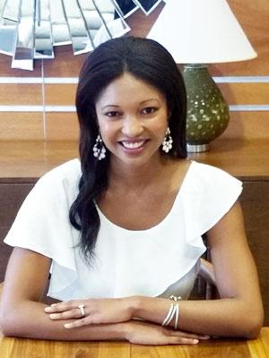 Photo: Jessica Rule, founder and CEO of SHK The Advertising Firm; Source: Courtesy Photo