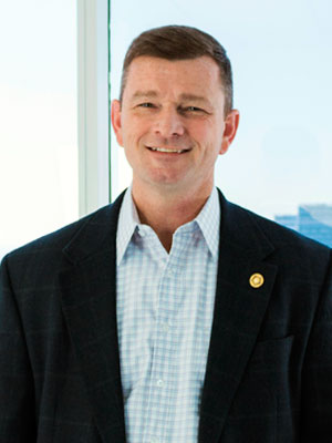 Photo: Ron Bockstahler, co-founder and CEO of Amata Office Solutions; Source: Courtesy Photo