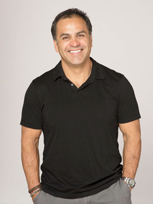 Photo: Rick Martinez, CEO and founder of ProjectBINK; Source: Courtesy Photo