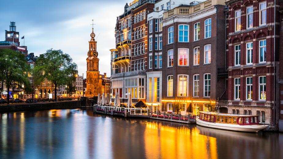 Photo: Amsterdam; Source: © mandritoiu, YFS Magazine
