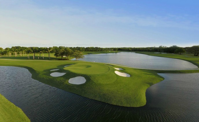 Photo: Trump National Doral Golf Club; Source: www.trumpgolfdoral.com