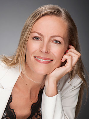 Photo: Sandja Brügmann, Founder and CEO of Refresh Agency and The Passion Institute; Source: Courtesy Photo