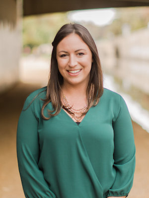 Photo: Carly Poppalardo, Founder of Washington DC-based POP Organizing; Source: Courtesy Photo