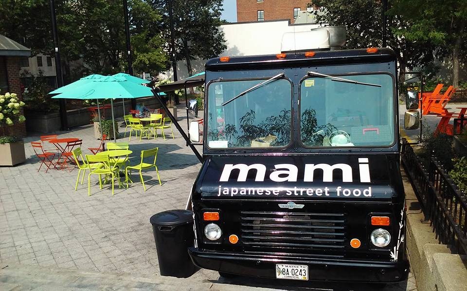 Photo: Mami's Food Truck; Source: Facebook